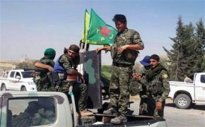 Kurds keep up offensive against extremists in northern Syria