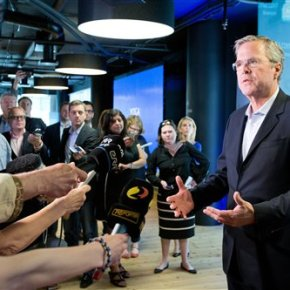 Bush still with much to prove in leaderless GOP 2016race