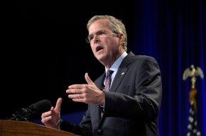 Bush on NSA surveillancelapse