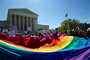 Gay marriage, health care among last 7 Supreme Courtcases