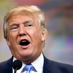 Donald Trump says he's running for president in 2016