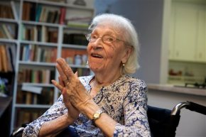 Cuban-born painter celebrates 100th birthday