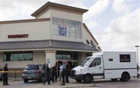 Houston No. 1 in US in armored car, bank takeover robberies