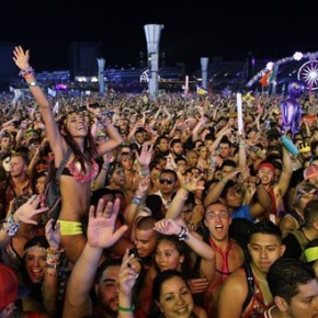 Nevada to tax music events as Vegas becomes festival mecca