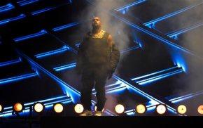 Kanye West, Future perform at Birthday Bash 20 inAtlanta