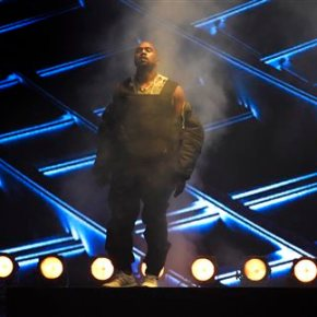 Kanye West, Future perform at Birthday Bash 20 in Atlanta