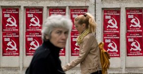 Moldovans choose between Europe, Russia in localelections