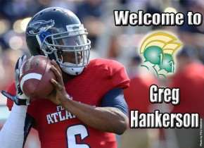 NSU Football adds transfer Quarterback Greg Hankerson