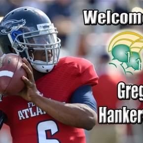 NSU Football adds transfer Quarterback GregHankerson