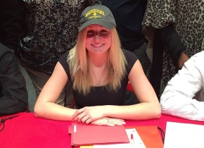 Spartan Softball signs 4 for Class of2015