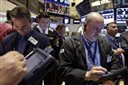 US stocks edge lower at midday, extending a recentdecline