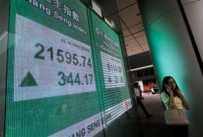 Asian stocks rise, Europe falls as global market rallyfades