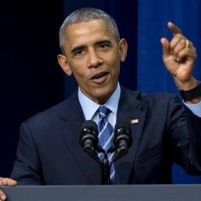 Obama promises to keep pressure onIran