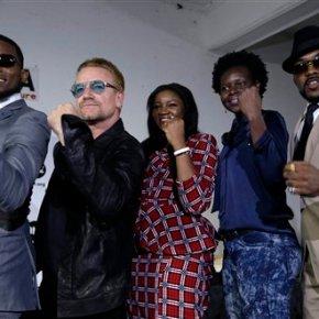 African superstars, Bono in campaign to empowerwomen