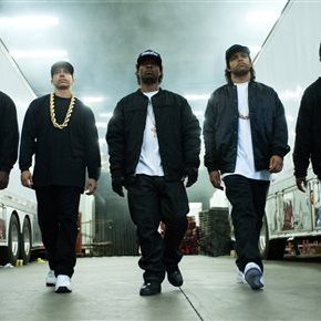 'Compton' tops box office for 3rd week; 'War Room'surprises