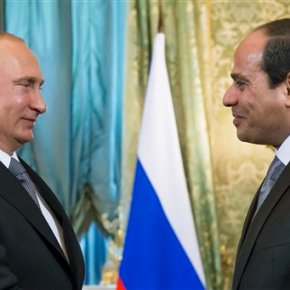 Egypt turns to Russia to combat terrorism