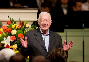 Health, election work elevated Jimmy Carter post-presidency