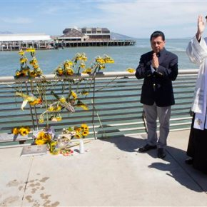 Fatal shot in San Francisco pier shooting wasricochet