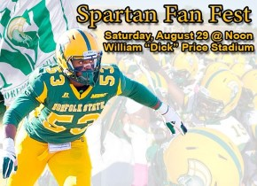 Spartan Fan Fest is Aug. 29