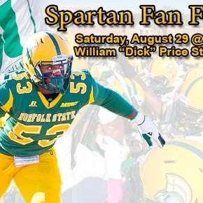 Spartan Fan Fest is Aug.29