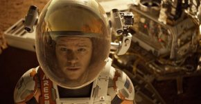 Damon, Scott book a return to space in 'The Martian'
