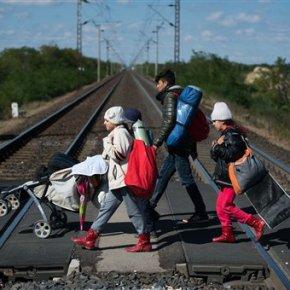 Doctors treat new wave of asylum seekers inCroatia