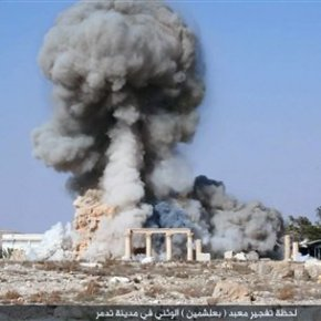 Official: Islamic militants destroy ancient tombs inSyria