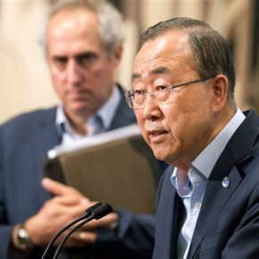 UN chief says will repatriate peacekeepers over sexabuse