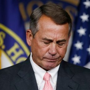 Boehner slams some GOP hard liners as 'false prophets'