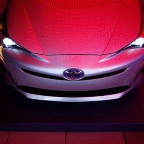 Toyota Prius go to reinvent itself in LasVegas