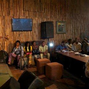 Nigeria's slam poets rail at corruption, call forchange