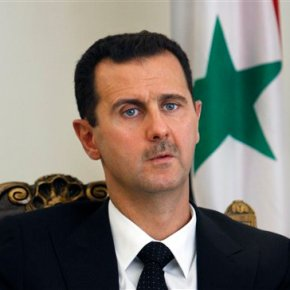Assad says his priority is 'defeating terrorism' inSyria