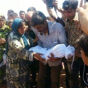 Drowned Syrian boys buried in hometown theyfled
