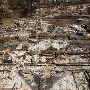 Records detail dramatic response to Californiawildfire
