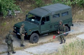 Polish army checks site of alleged tunnel with Nazitrain