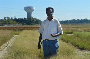 University professor testing foreign grain in Virginiasoil
