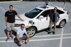 Google's driverless car drivers ride a career less traveled