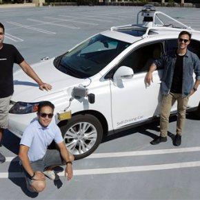 Google's driverless car drivers ride a career lesstraveled