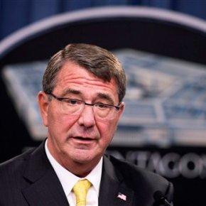 Carter, in folksy talks, describes US military offuture