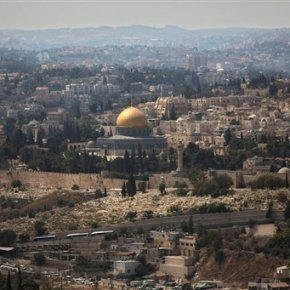 Jerusalem's holiest site, a raw nerve in Mideast conflict
