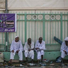 Over 700 killed in crush of hajj pilgrims in SaudiArabia