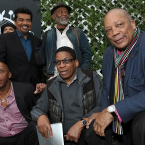 Quincy Jones to be feted at all-star jazz salute