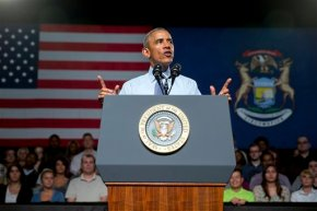 Obama wants public groundswell for free community college