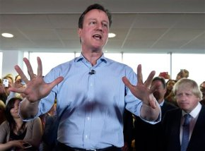 New book's claims about Cameron's student days set UK abuzz