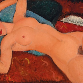 Modigliani nude masterpiece could bring $100M at NYC auction