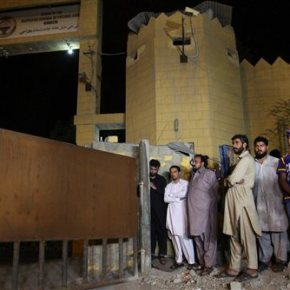Pakistan among world's top executioners after terrorattack