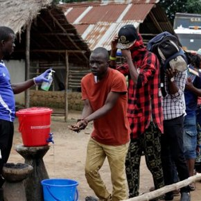 New Ebola death reported in northern Sierra Leone
