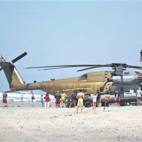 Marine killed in helicopter accident was doing ropetraining