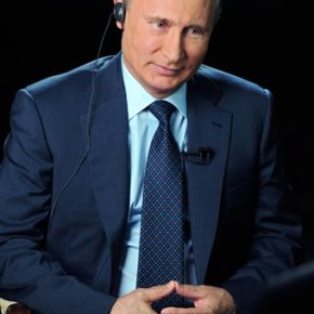Russian media abuzz with anticipation of Putin's UN speech