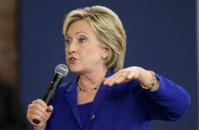 Clinton calls for repeal of health care law's 'Cadillactax'